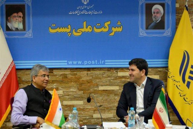 بیش از 10هزار مرسوله بین ایران و هند مبادله شد