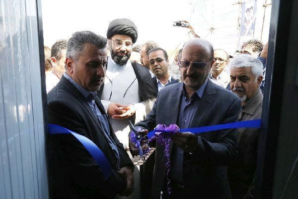 دو طرح آبرسانی در شهرستان آبیک افتتاح شد