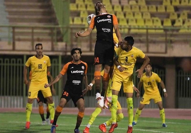 لیگ دسته اول فوتبال، سرانجام هفته تساوی ها با پیروزی مس کرمان