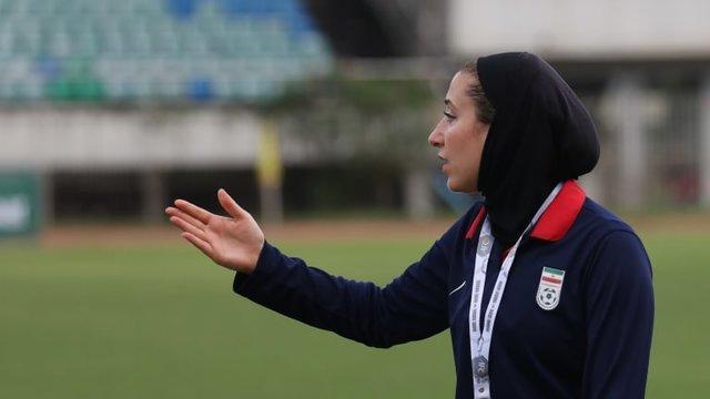 گزارش فیفا از انقلاب خسرویار در فوتبال زنان ایران