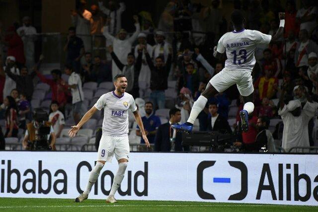 العین به فینال جام جهانی باشگاه ها صعود کرد