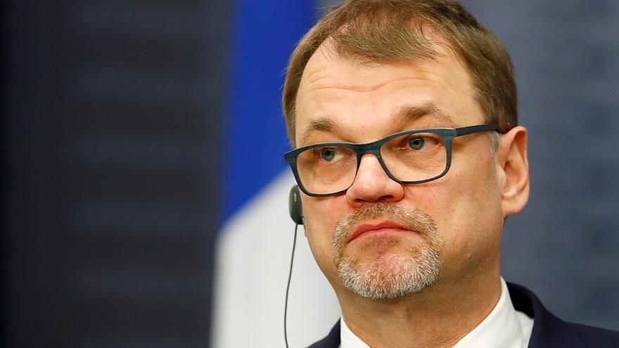نخست وزیر فنلاند استفعا کرد