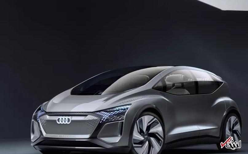 آئودی جذاب ترین خودرو الکتریکی سال 2019 را معرفی کرد ، از تکنولوژی واقعیت مجازی تا 4 سطح رانندگی خودران