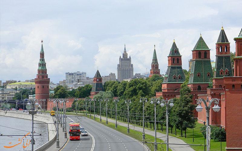 چرا ایرانی ها عاشق سفر به روسیه هستند؟