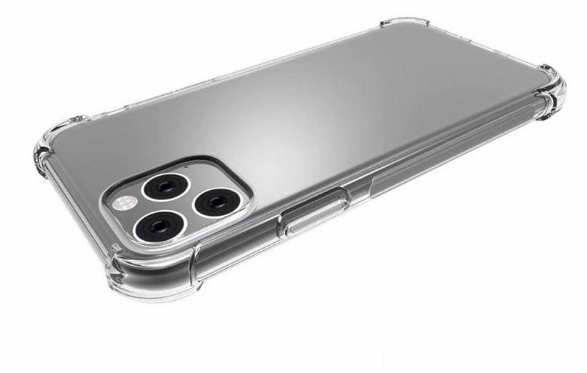 به طراحی آیفون جدید عادت کنید؛ تصاویر قاب های محافظ این گوشی لو رفت