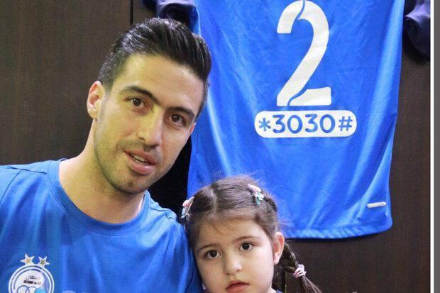 خداحافظی حیدری با چشمانی اشکبار، توصیه های مجیدی به بازیکنان