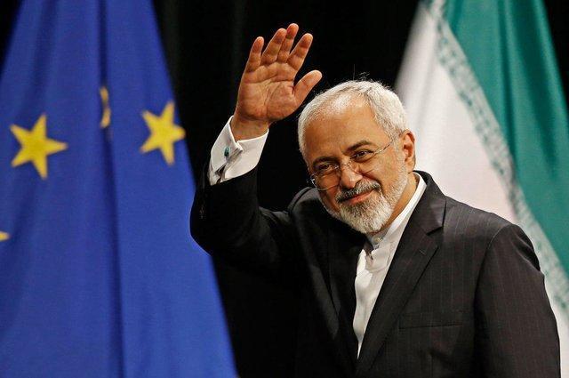 ظریف: از طرف ایران به دنیا اسلام، عید فطر را تبریک می گویم