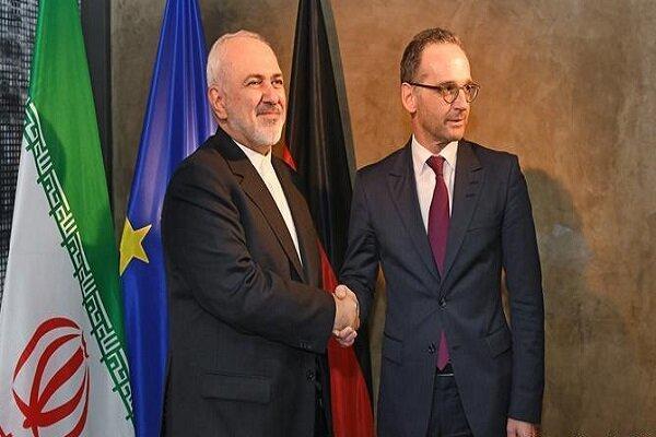 ایران از ماس نتیجه تلاش های اروپا در مورد برجام را می خواهد