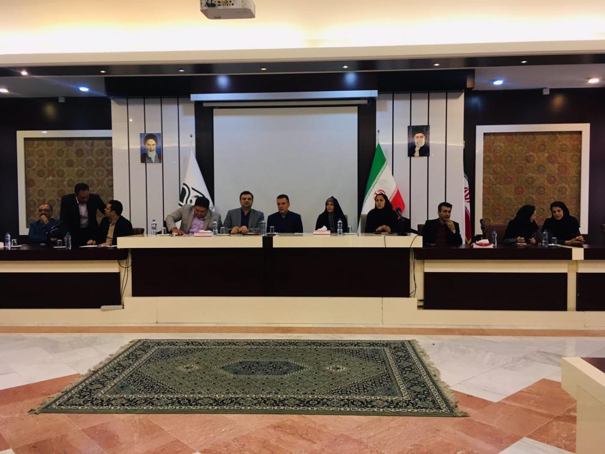برگزاری هفتمین نشست لیگ برتر فوتسال بانوان کشور