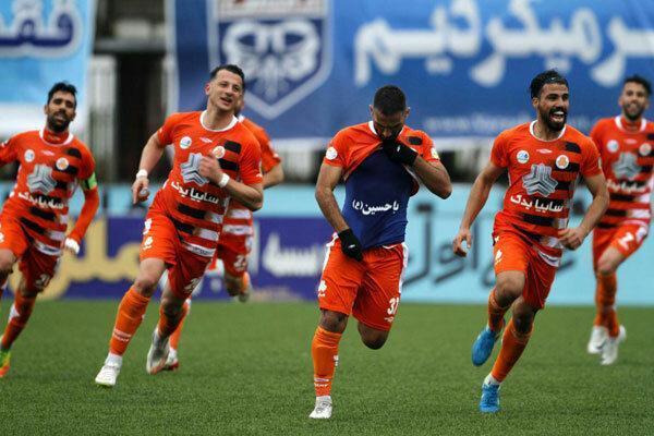 تیم فوتبال سایپا قهرمان جام شهدا شد