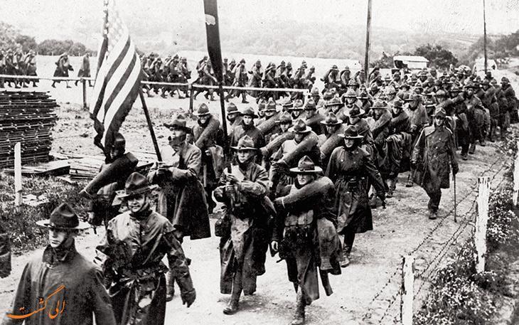 حقایق جالبی در خصوص جنگ جهانی اول که احتمالا نمی دانستید ، بخش اول