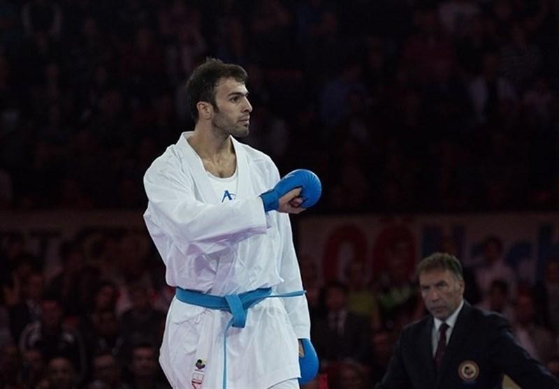 لیگ برتر کاراته وان ژاپن، حسن نیا و عسگری برنز گرفتند، گنج زاده به مدال نرسید