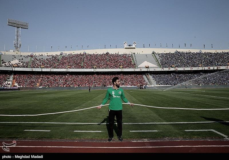 ابراهیمی: دربی 90 یکی از بی مزه ترین و بی خاصیت ترین بازی ها بود، متأسفم برای فوتبال ایران که دربی اش این است
