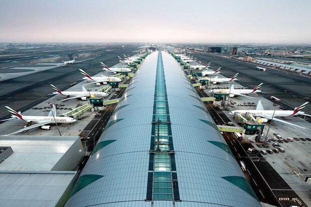 تردد پرترافیک ترین فرودگاه جهان افت کرد